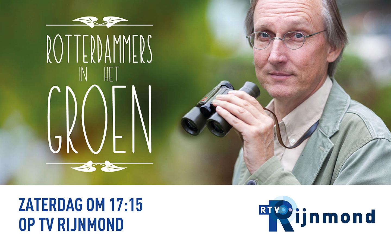 Eerste aflevering Rotterdammers in het Groen goed bekeken