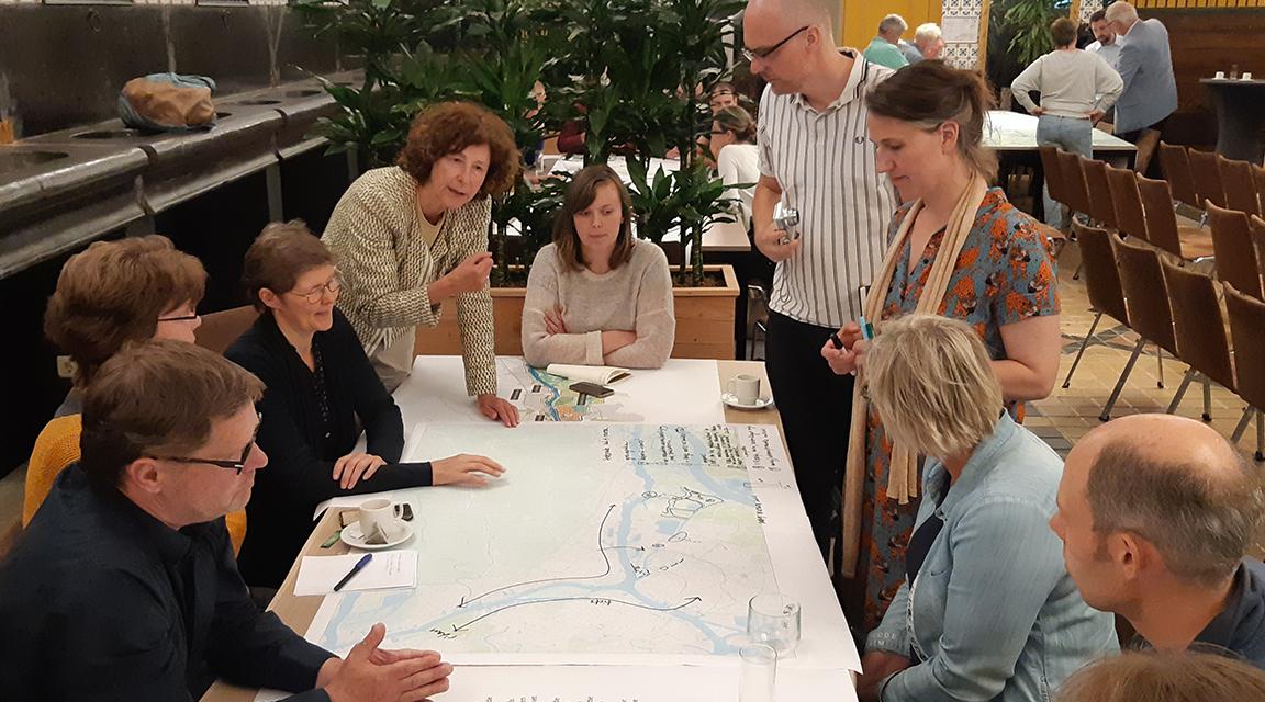 Community of practice 'Landschap als vestigingsvoorwaarde'