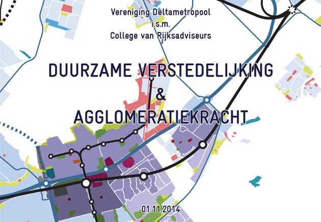 Duurzame verstedelijking & agglomeratiekracht