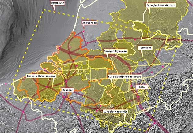 Eurodelta-Metropool