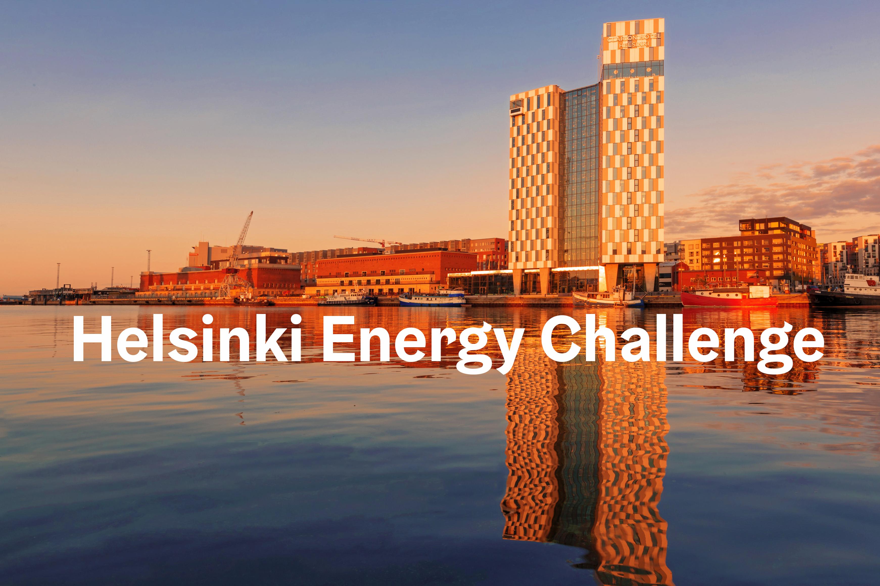 Helsinki Energy Challenge