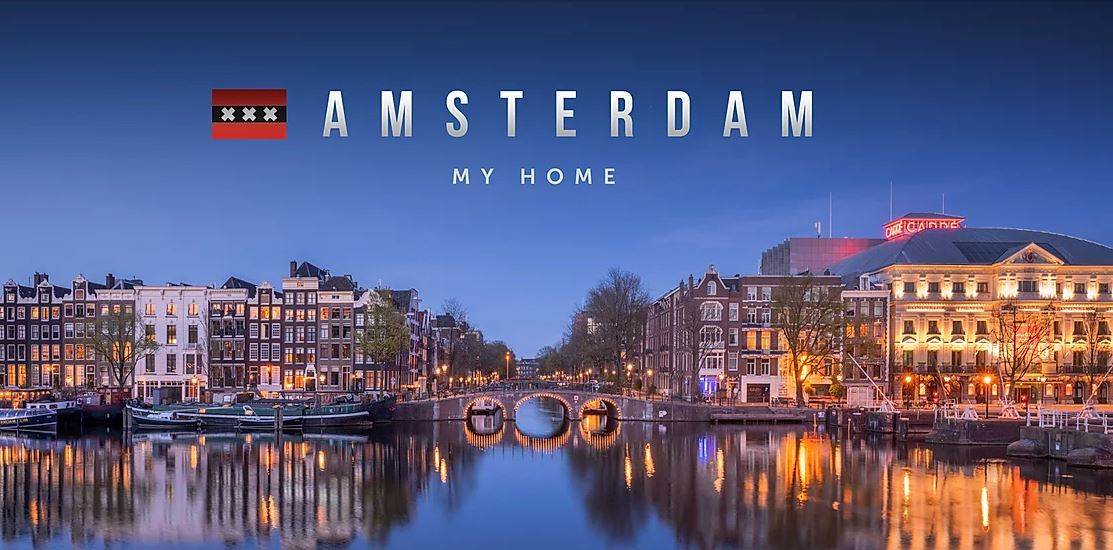 Amsterdam My Home