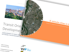 X-Minute-City & Transit-Oriented Development